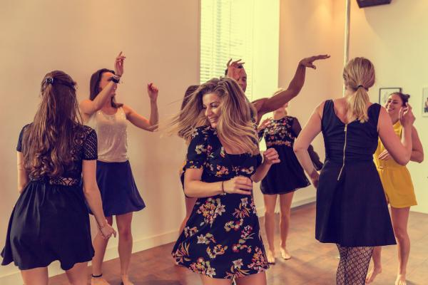Salsa Workshop in Goes